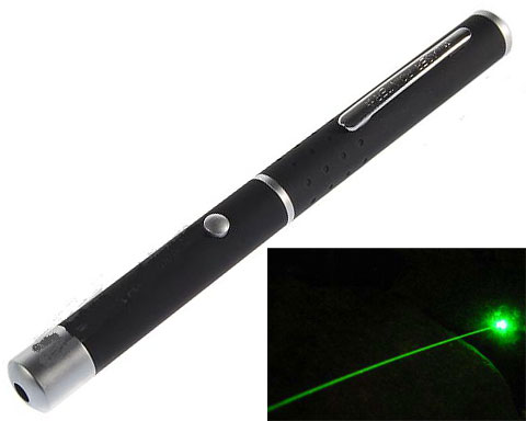 4mW Green Laser Pointer