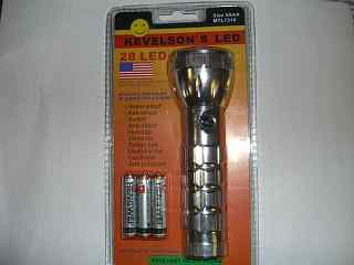 SuperBright 28 LED Flashlight