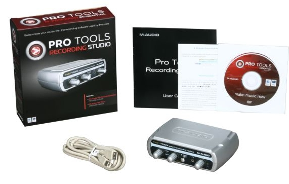 M-Audio 8250-10009-51 Pro Tools Recording Studio