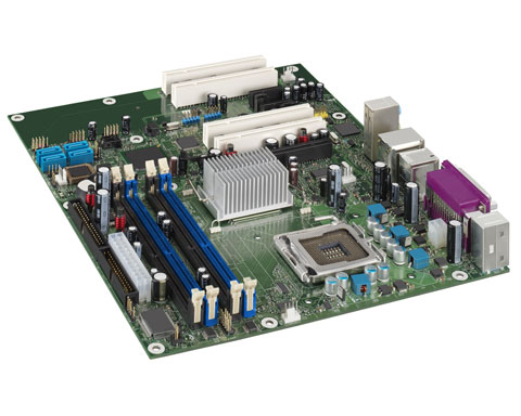 z Intel D945PSN Desktop Board, LGA775, Intel® 945P Express Chips