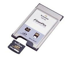 Fujifilm 15297971 Xd Picture Card Pc Adapter