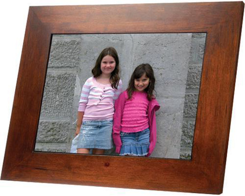"sold out SmartParts SP15MW 15"" Digital Picture Frame - Audio/Vid"