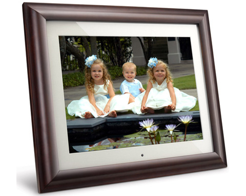 "ViewSonic VFM153011 15"" Digital Photo Frame w/ Built-in 256MB"