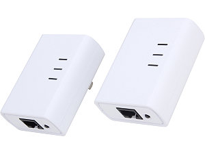 D-Link PowerLine AV+ Network Extender Mini Adapter Kit (DHP-309A