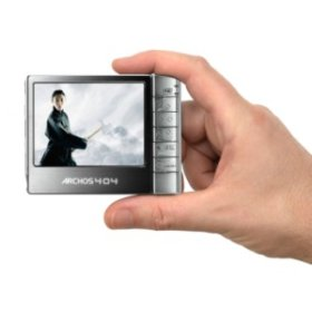 sold out Archos 404 30GB Portable Digital Media Player