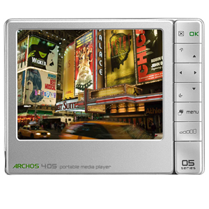 sold out Archos 405 2GB Digital Multimedia Device Audio Player,