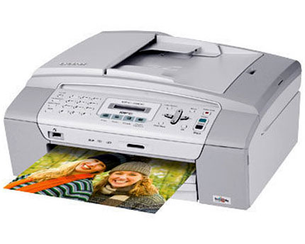 Z SOLD OUT Brother MFC-290C Multifunction Printer - Color Inkjet