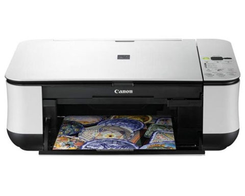 Z SOLD OUT Canon PIXMA MP250 Multifunction Photo Printer - Color