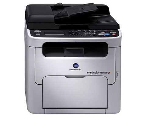 Konica Minolta magicolor 1690MF Multifunction Color Laser Printe