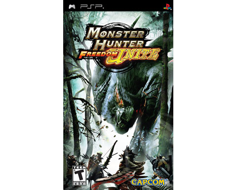 CAPCOM Monster Hunter Freedom Unite for PSP