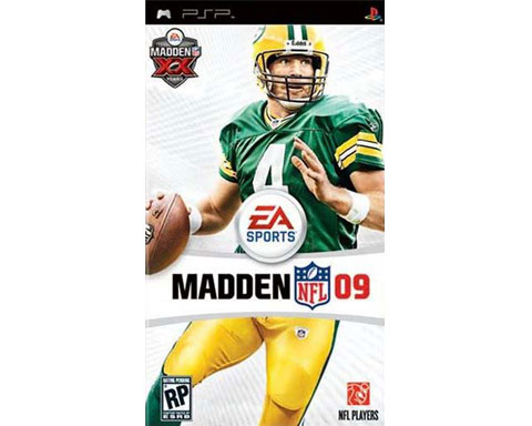 Madden NFL Football 09 for PSP