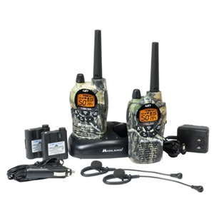 Midland Outfitter Series GXT1050VP4 50-Channel 36-Mile Waterproo