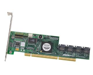 Promise Technology 8PORT SATA 1.5G PCI-X HBA ENHANCED SATA SUPPO
