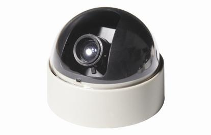 "1/3"" Color Sony HAD Dome Camera -AVF 2.6-6mm lens DO5850AV-DN"