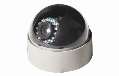 Color Infrared Dome Camera IR Effective Distance, 20 Feet IR5440