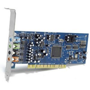 Creative Sound Blaster X-Fi Xtreme Audio Sound Card PCI 7.1 24BI