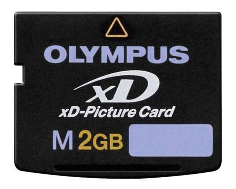 Z SOLD OUT Olympus 2GB xD-Picture Card - Type M