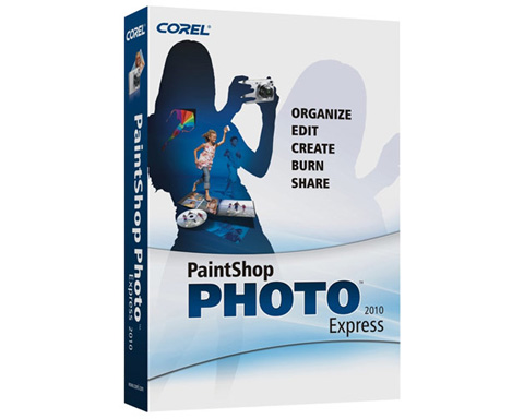 Corel PaintShop Photo Express 2010 - PSP2010ENMB
