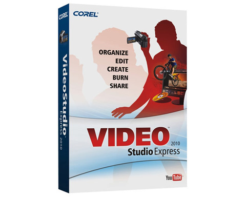 Corel VideoStudio 2010 Express - VS2010MLDVDA - Video Editing