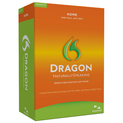 Dragon NaturallySpeaking Home 11.0 - K409A-G00-11.0