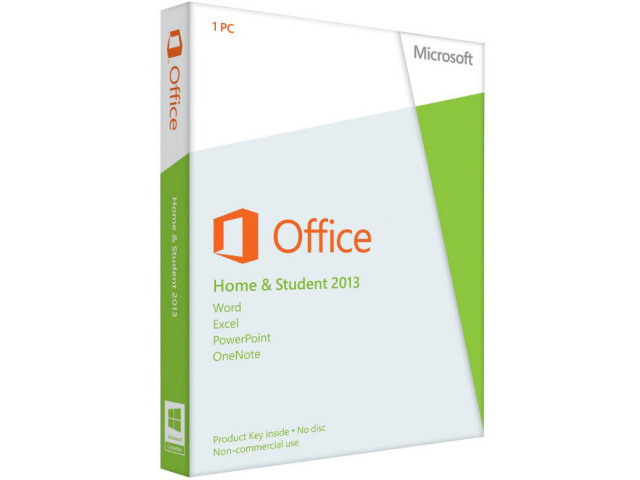 Microsoft Office Home & Student 2013 79G03550