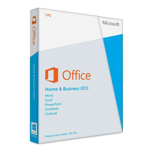 Microsoft Office Home and Business 2013 T5D01575