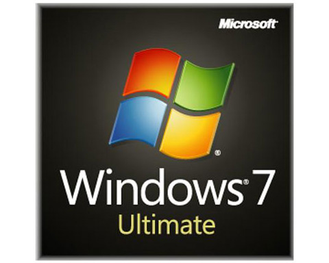 Microsoft Windows 7 Ultimate 64-bit 1-Pack - OEM