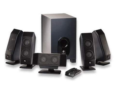 Z SOLD OUT Logitech X540 5.1 Speaker System 9702230403