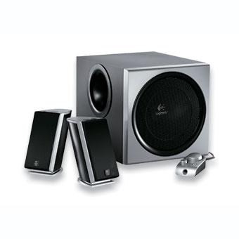 z sold out Logitech� Z-2300 2.1 Speaker System (970118-0403)