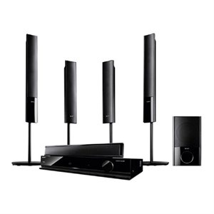 Sony 5.1 Channel Home Theater System - Black HTSF470
