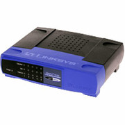 Z Linksys EZXS55W ETHERFAST DESKTOP SWITCH 5PORT 10/100BTX