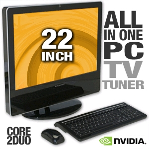 z out of stock Averatec D1002UHCE-1 All-In-One Intel Desktop PC