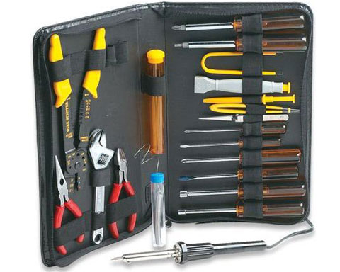 Manhattan 400114 20PCS Professional Tool Kit