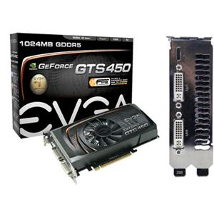 z sod out EVGA GTS 450 DirectCU/DI/1GD5 GeForce GTS 450 Graphics