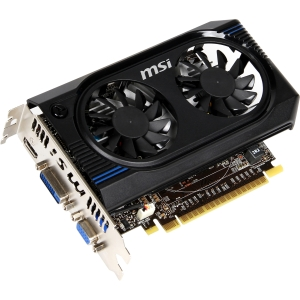 MSI GeForce GT 640 Graphic Card - 900 MHz Core - 1 GB DDR3 SDRAM