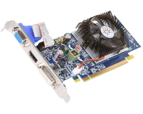 z SOLD OUT SPARKLE GeForce 210 512MB DDR2 PCI-E /w HDMI - SXG210