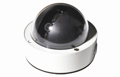 420 TV Lines Vandalproof Color Dome Camera VP5740