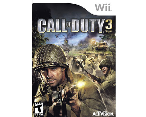 Call of Duty 3 for Wii