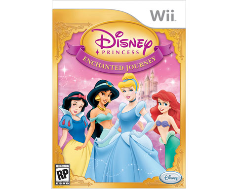 Disney Princess: Enchanted Journey for Wii