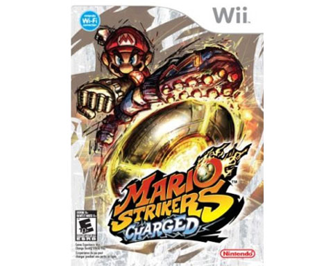 Mario Strikers Charged for Wii