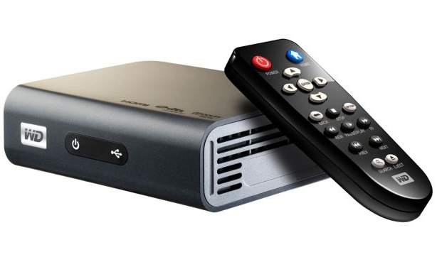z sold out Western Digital WD TV Live HD Media Player WDBAAN0000