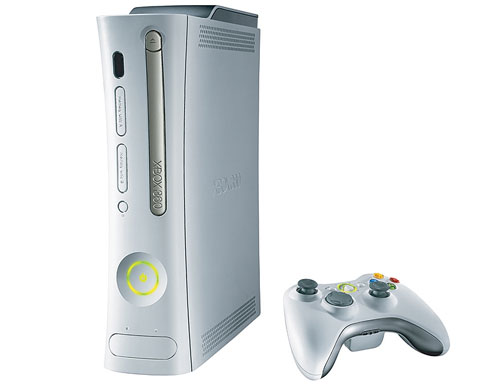 Microsoft Xbox 360 Pro System with Hard Drive
