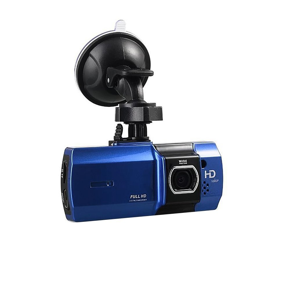 2.7 Full HD Car Camera Recorder Support 32G TF Dashboard Tachogr