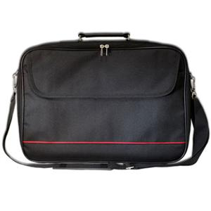 "Digital Treasures ToteIt! Carrying Case for 17.6"" Notebook - Bla"