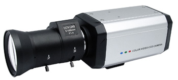 "Color Pro Camera 1/3"" Sony Super HAD II CCD  surveillance N-BO88"