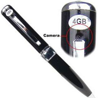 4GB USB Spy Camera Digital Pocket Video Recorder Ballpoint Pen w