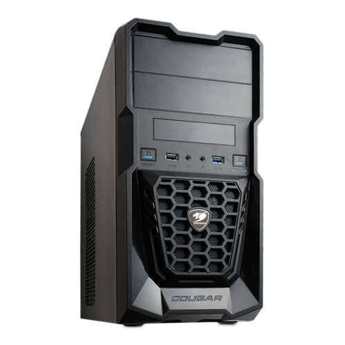 Cougar Spike Cases MATX