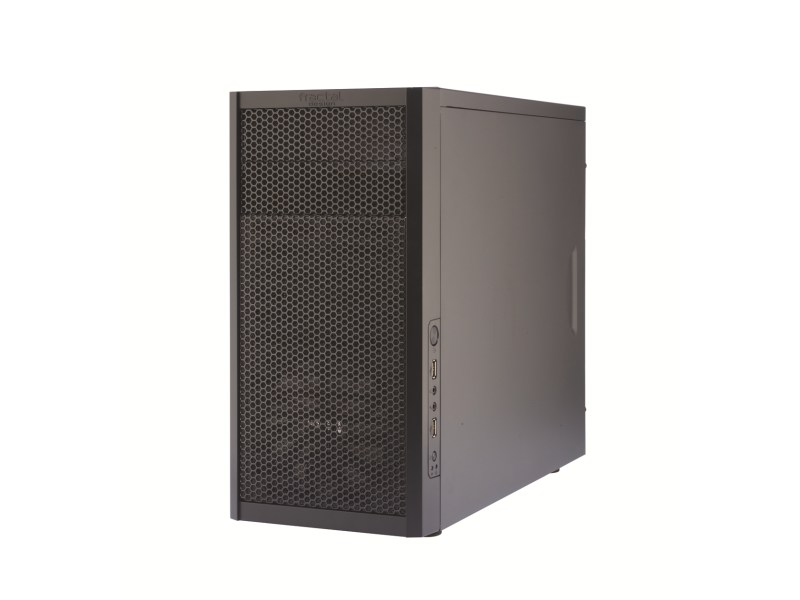 Fractal Design Core 1000 FD-CA-CORE-1000-USB3-BL Black Steel Mic