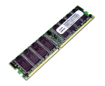 DDR 512MB 184-Pin SDRAM DDR 400 (PC 3200) System Memory