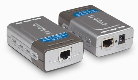 D Link DWL P200 Power over Ethernet Adapter